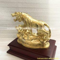 bán tượng con hổ phong thuỷ