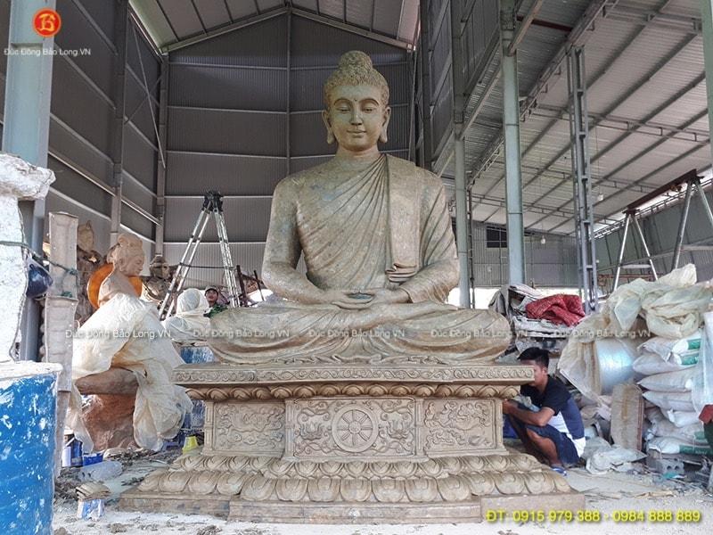 Cơ sở Đúc tượng Phật bằng đồng tại Lào Cai uy tín, Chất Lượng