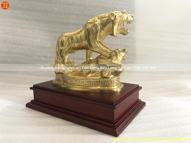 giá tượng con hổ đồng