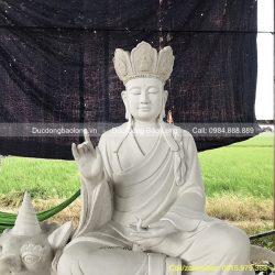 Mẫu tượng Địa Tạng Vương Bồ Tát cao 1m75 đẹp