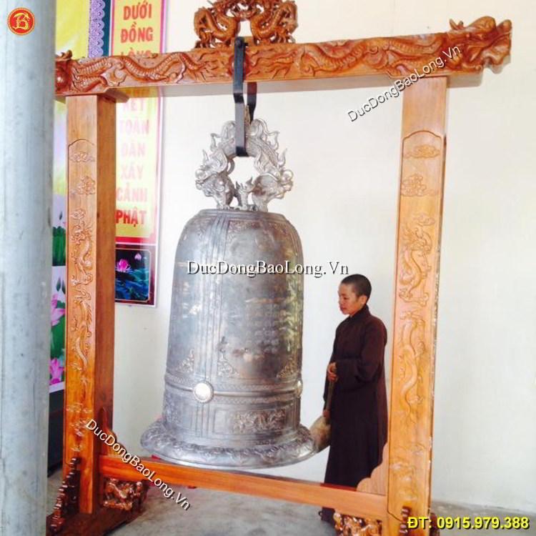 Đúc chuông đồng tại Bình Thuận