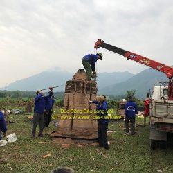 Cơ sở đúc chuông đồng uy tín nhất tại Kon Tum