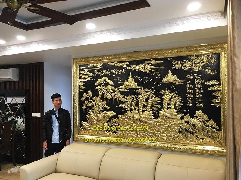 Mua tranh đồng tại Bình Định