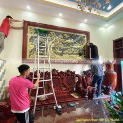 Địa chỉ mua tranh đồng tại Lào Cai đẹp – chất lượng