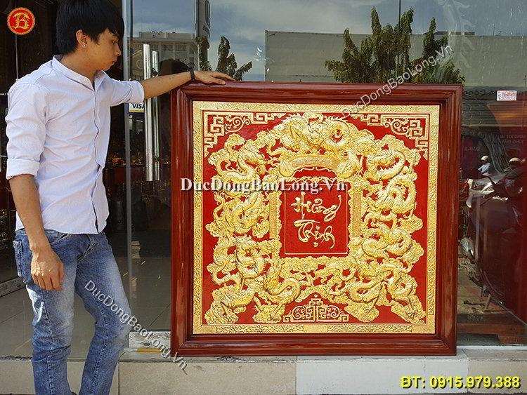 mua tranh đồng tại Lào Cai
