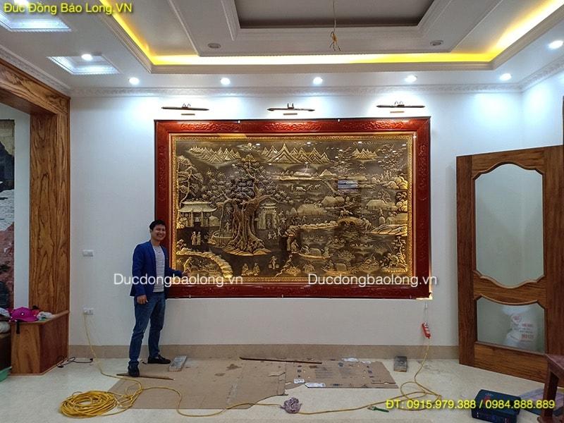 Mua tranh đồng tại Ninh Thuận