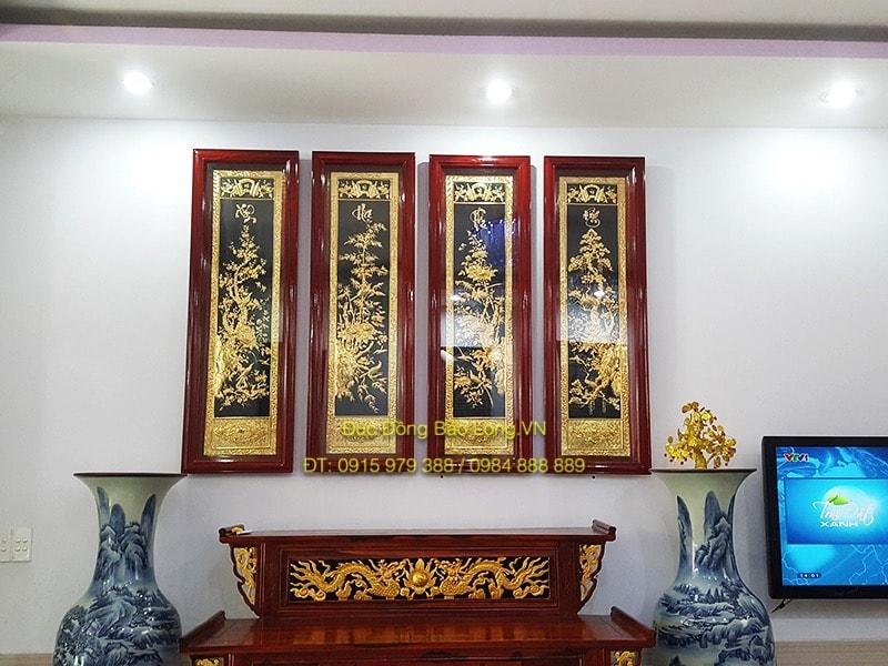 Mua tranh đồng tại Quảng Nam