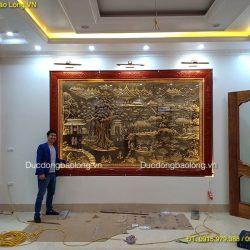 Địa chỉ mua tranh đồng tại Vĩnh Long đẹp, chất lượng nhất
