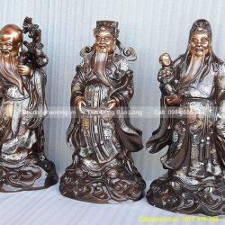 tượng ba ông tam đa