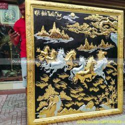 Địa chỉ mua tranh đồng tại Cao Bằng đẹp, chất lượng nhất