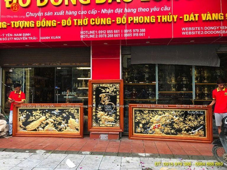 mua tranh đồng tại Đồng Nai