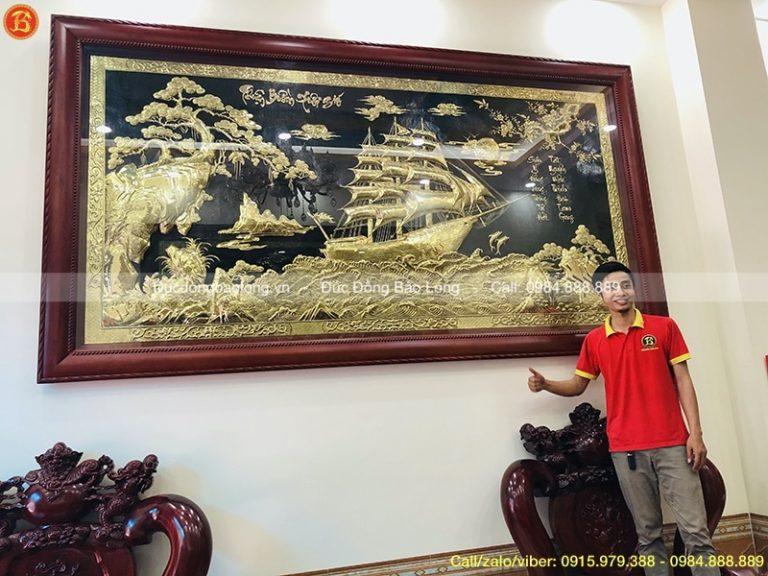 mua tranh đồng tại Hưng Yên