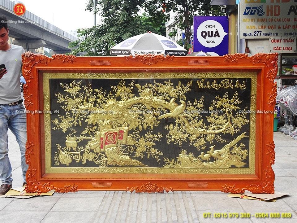 Mua tranh đồng tại Kiên Giang