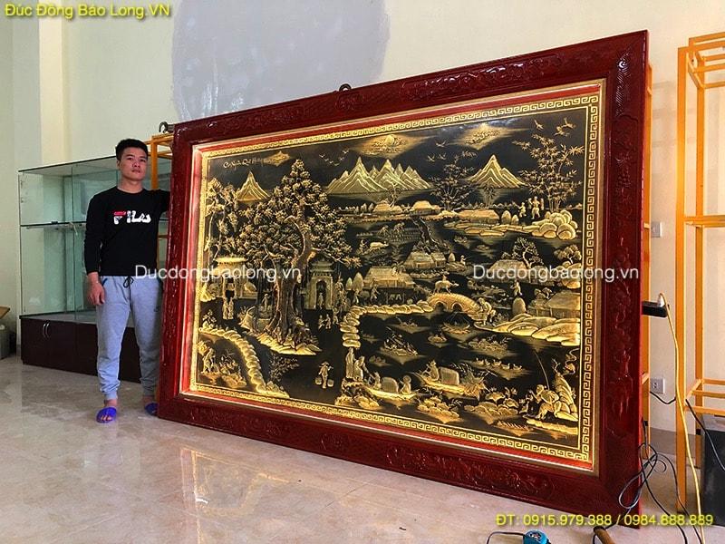 Mua tranh đồng tại Lâm Đồng