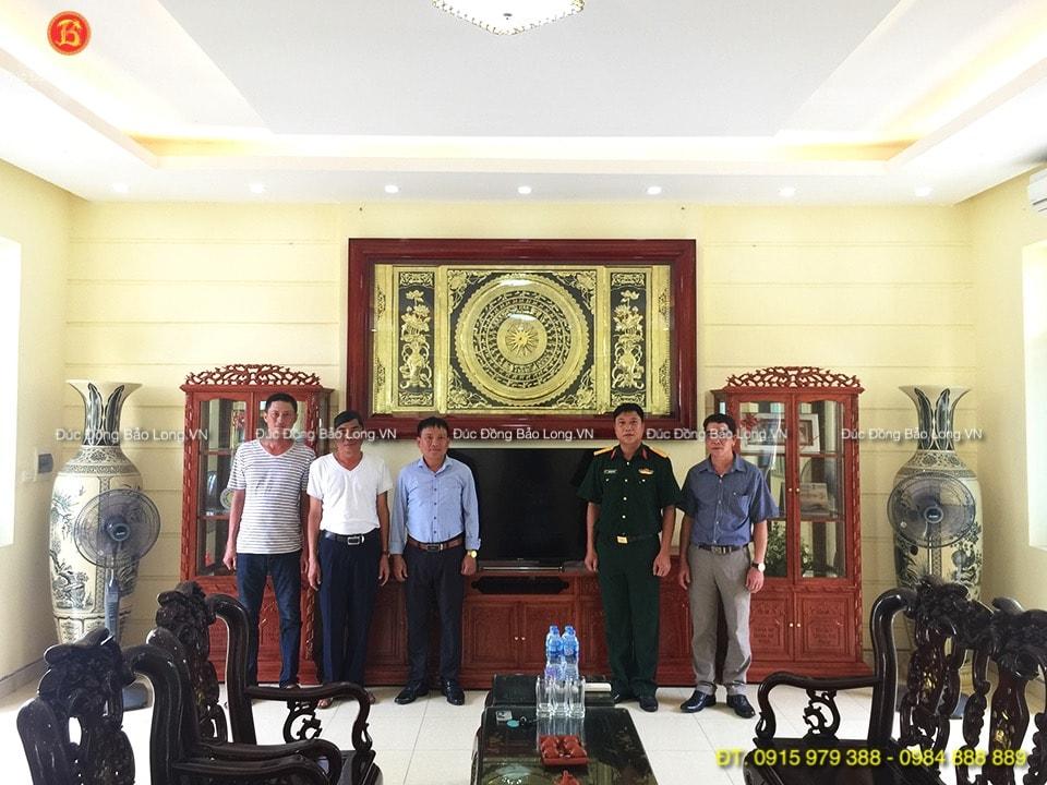 Mua tranh đồng tại Thái Nguyên