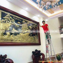 Địa chỉ mua tranh đồng tại Nam Định uy tín, chất lượng nhất
