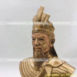 giá tượng đồng vua hùng