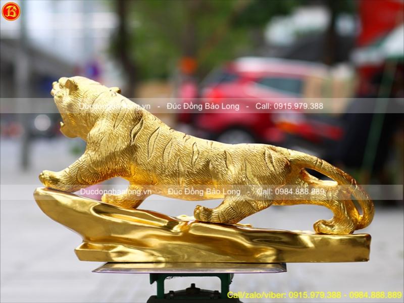 tượng con hổ phong thuỷ