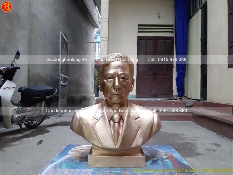 Tượng Chân Dung ở Thanh Hoá cao 48cm