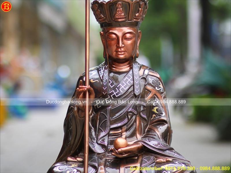 đúc tượng địa tạng vương