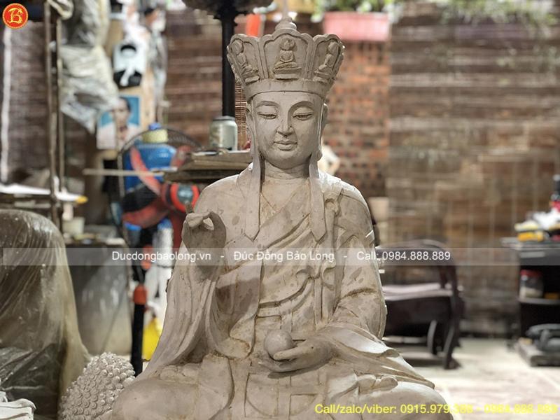 mẫu tượng địa tạng vương