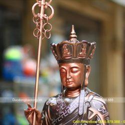 tượng đồng địa tạng vương