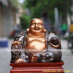 Cơ sở tạc, đúc tượng Phật Di Lặc chất lượng, uy tín