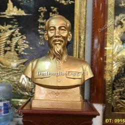 30 Pho Tượng Hồ Chí Minh, tượng Bác Hồ bằng đồng đẹp nhất