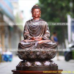 Ý nghĩa các tư thế tượng Phật Thích Ca Mâu Ni