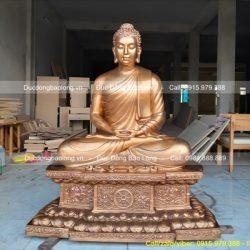 100 Pho Tượng Phật Bằng Đồng Đẹp Nhất