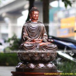Tìm hiểu các chất liệu thường dùng để tạo tác tượng Phật Thích Ca Mâu Ni