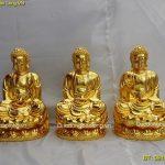 Báo giá tượng Phật A Di Đà dát vàng