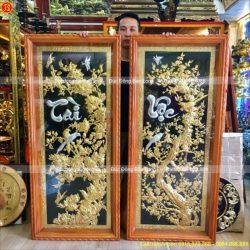 Nơi bán tranh chữ Lộc uy tín ở đâu? Treo tranh rước Tài Lộc vào nhà