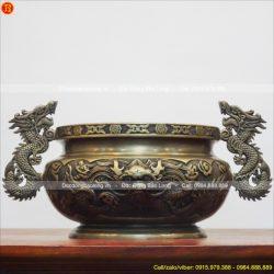 Xem 10+ mẫu bát hương thờ Phật, bát hương cung tiến Tam Bảo đẹp nhất