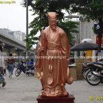 Báo giá tượng Khổng Minh bằng đồng – Giá tốt nhất thị trường