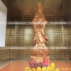 Bài văn khấn lễ Quan Âm Bồ Tát cho Phật tử – Tượng Bồ Tát thờ tại gia