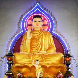Cách khai quang, thờ tượng Phật Thích Ca tại gia đơn giản, chính xác