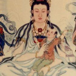 Ý nghĩa thờ tượng Quan Âm Tống Tử – Bồ Tát ban con cái