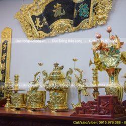 Cách đặt Bát Hương trên ban thờ gia tiên đúng chuẩn