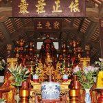 Ý nghĩa ban Tam Bảo trong chùa Việt – Thế giới Phật pháp