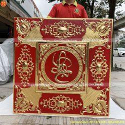 Cửa hàng bán tranh mạ vàng 24k cao cấp – Tranh đồng mỹ nghệ số 1