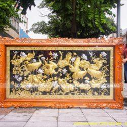 Địa chỉ bán tranh Hoa Sen độc đáo – 50 bức tranh Hoa sen đẹp nhất