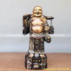 Địa chỉ tạc, đúc tượng Phật Di Lặc bằng đồng uy tín, giá tốt