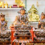 Nhận biết hình tượng Phật, Bồ Tát, La Hán trong chùa Bắc tông