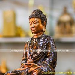 Quy trình đúc tượng Phật Thích Ca bằng đồng bởi các nghệ nhân