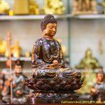 Tượng Phật Thích Ca lối Bắc tông có đặc điểm gì nổi bật?