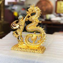 Ý nghĩa tượng rồng phong thủy – Linh vật phong thủy giúp tài lộc đầy nhà