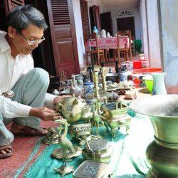 Gia chủ nên đốt, bỏ, hay tái sử dụng bàn thờ, bát hương cũ?
