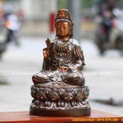 Đúc tượng, tạc tượng Phật Quan Âm Bồ Tát cho chùa