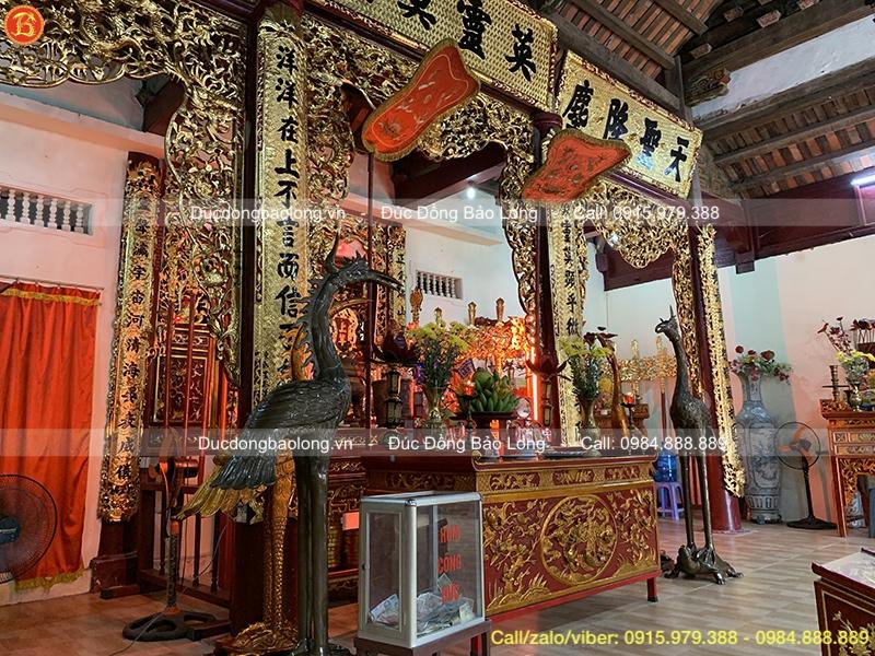 Hạc Đồng Đình Làng Thanh Trì – Hà Nội Cao 1m97